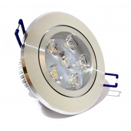 Spot Led Alu 6w Chrome