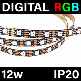 DIGITAL - RGB - 12w - IP20 - 5M