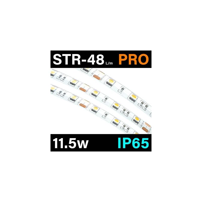 STR-48 - 11.5W - IP65 - 12V - 3500K / au mètre linéaire
