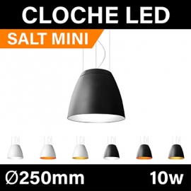 CLOCHE LED - SALT MINI - 10W - 1 COULEUR