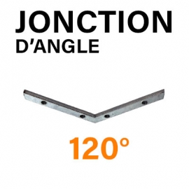 JONCTION D'ANGLE - 120°