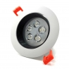 Spot Led Blanc 5w ( Black and White )