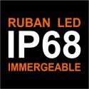 IP68 - Immergeable