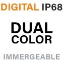 DIGITAL - IP68 - DUAL COLOR