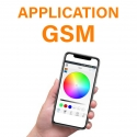 APPLICATION GSM